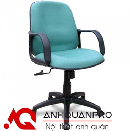 Ghế văn phòng Hòa Phát SG225 màu xanh