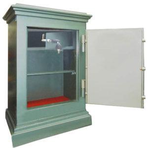 Bên trong két sắt an toàn KA72 của Hòa Phát