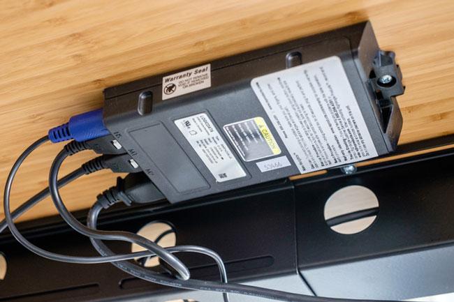 Bộ động cơ điện điều chỉnh độ cao thấp của bàn