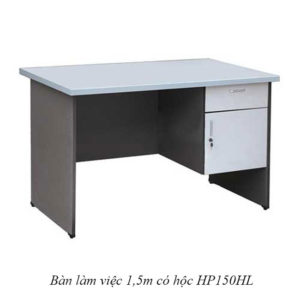 ban lam viec 15 m co hoc lung