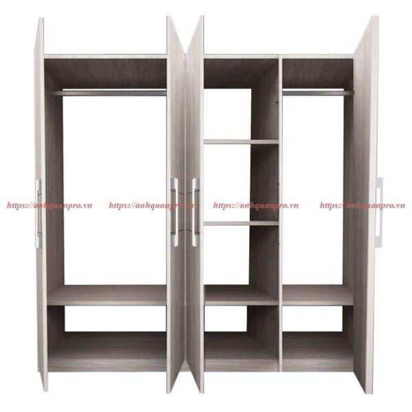 Bên trong tủ áo TGCN13
