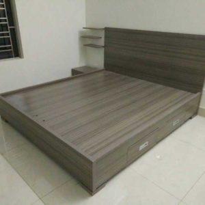 Giường ngủ có ngăn kéo G02