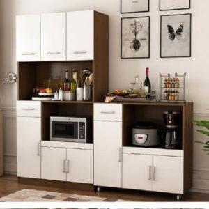Tủ kệ bếp để lò vi sóng TVS11