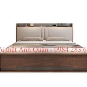 Giường ngủ cao cấp GN06